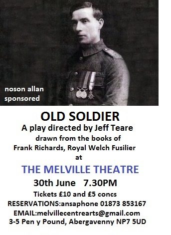 OLD SOLDIER FLYER 280518 1