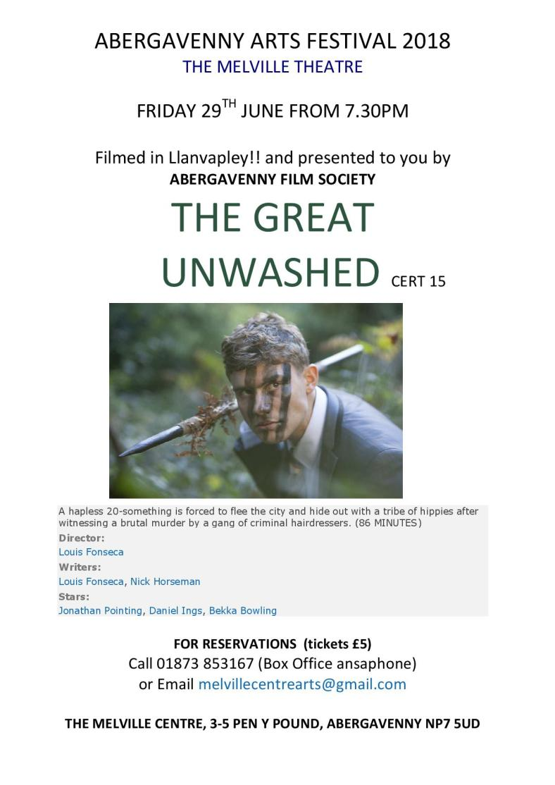the great unwashed poster-page-001