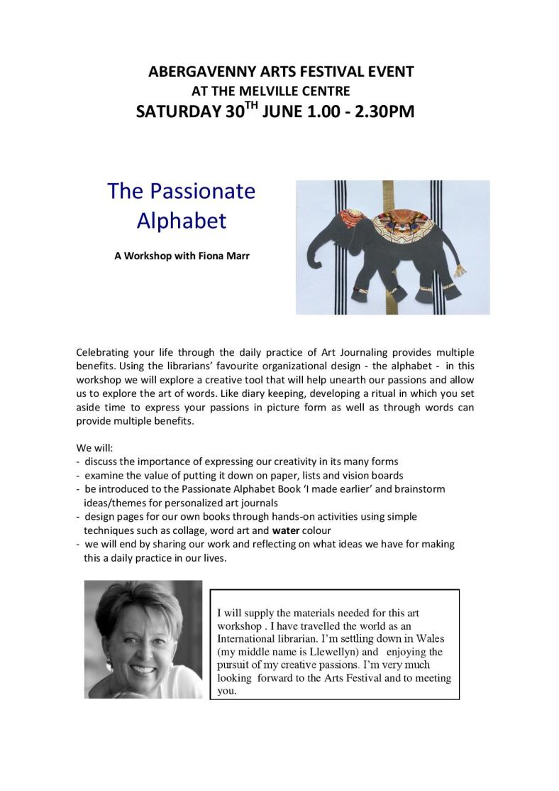 The Passionate Alphabet flyer B-page-001